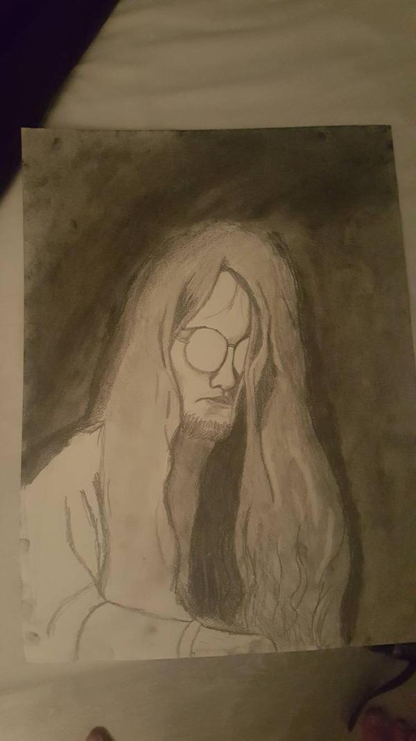 portraitish by InkyCarp