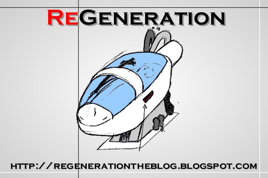 ReGeneration Pod Promotion Fun by UncertainSound