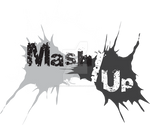 Mash/Up Grayscale Shirt Design 2