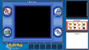 Pokemon Blue Twitch Overlay