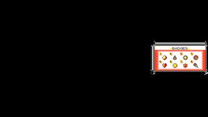 Pokemon R/B/Y Twitch Overlay - Badges Add-On