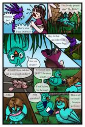 Birby Feathers - Page 20 by ItoeKobayashi