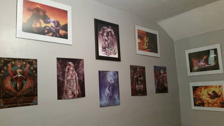Art Wall 1 by TommyWat