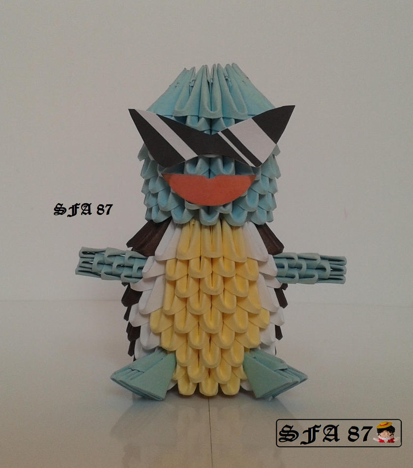 Squirtle squad origami 3d by sfa87 on deviantart squirtle squad origami 3d by sfa87 jeuxipadfo Images