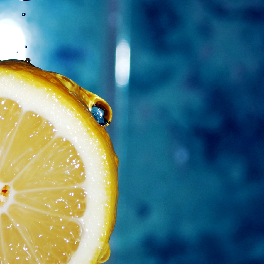 Drop Lemon by NurNurIch