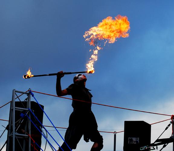 fire by NurNurIch