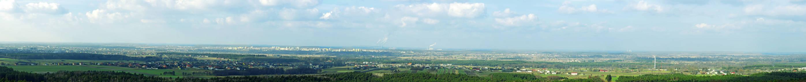 Panorama, Konin