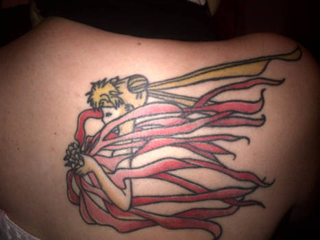 Sailor moon transforming pt2