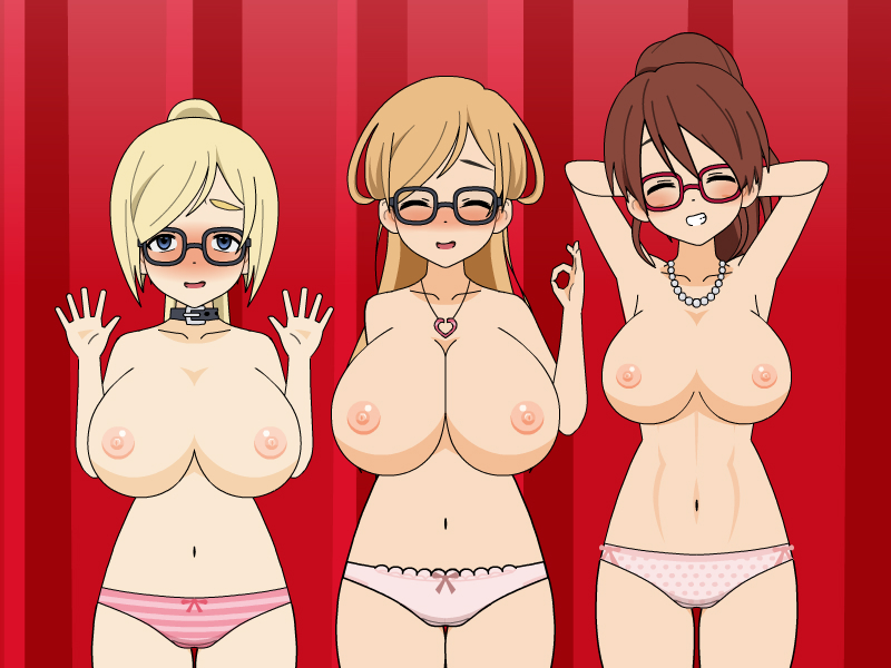 Breasts or Bust! by HappyButtSad