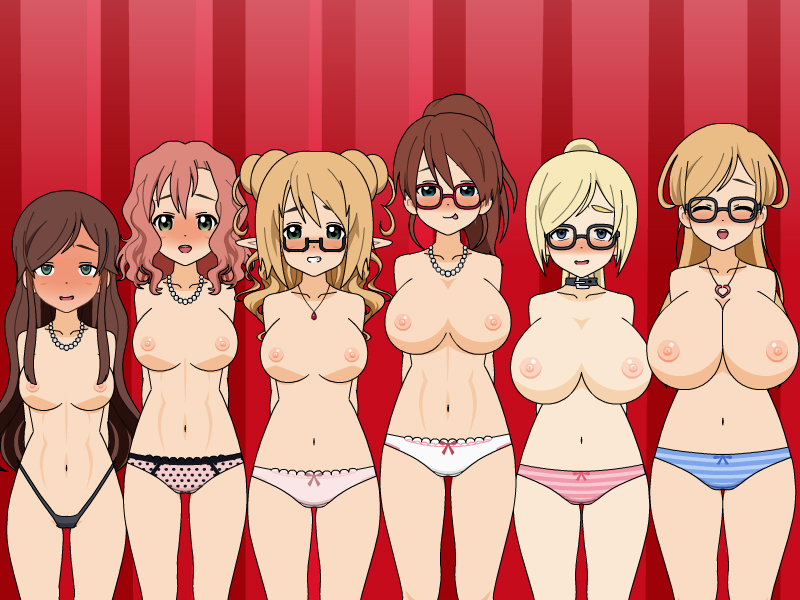Breasts or Bust! (Part 2) by HappyButtSad