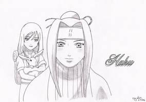 Haku by LizcoresDrawing