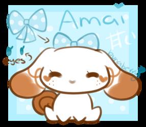 Amai ref by Bunaberry