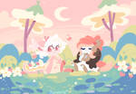 Strawberry field - Soulmate Trial