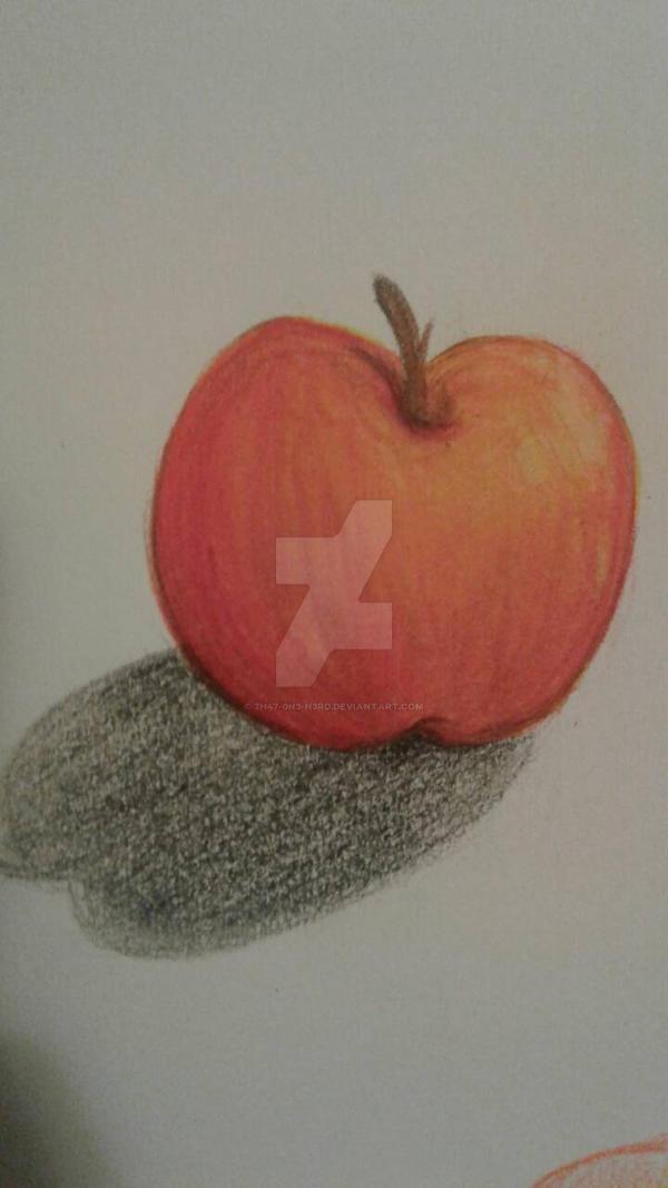 Majestic Apple :o by 7H47-0N3-N3RD