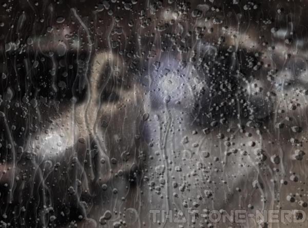 Rain Effect by 7H47-0N3-N3RD
