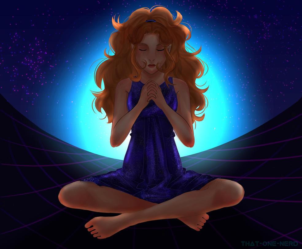 Merciphine Moon Princess (A TBD Idea) by 7H47-0N3-N3RD