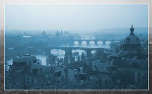 Blue Prague by wosicz