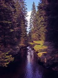 Bublavy potok by wosicz