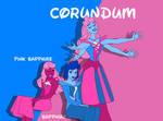 Corundum/Aurora