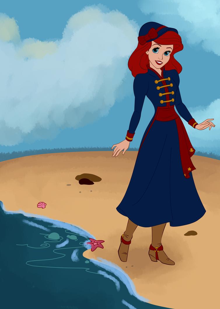 Ariel's Style by CancerSyndromEdits