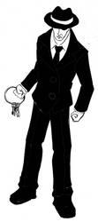Problem Sleuth -noir revise- by SatsugaiKaze