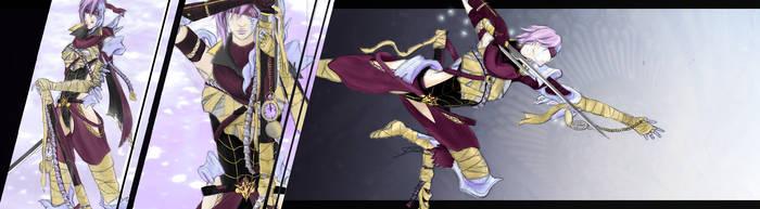 Crystal Motion - Lightning Returns by SatsugaiKaze