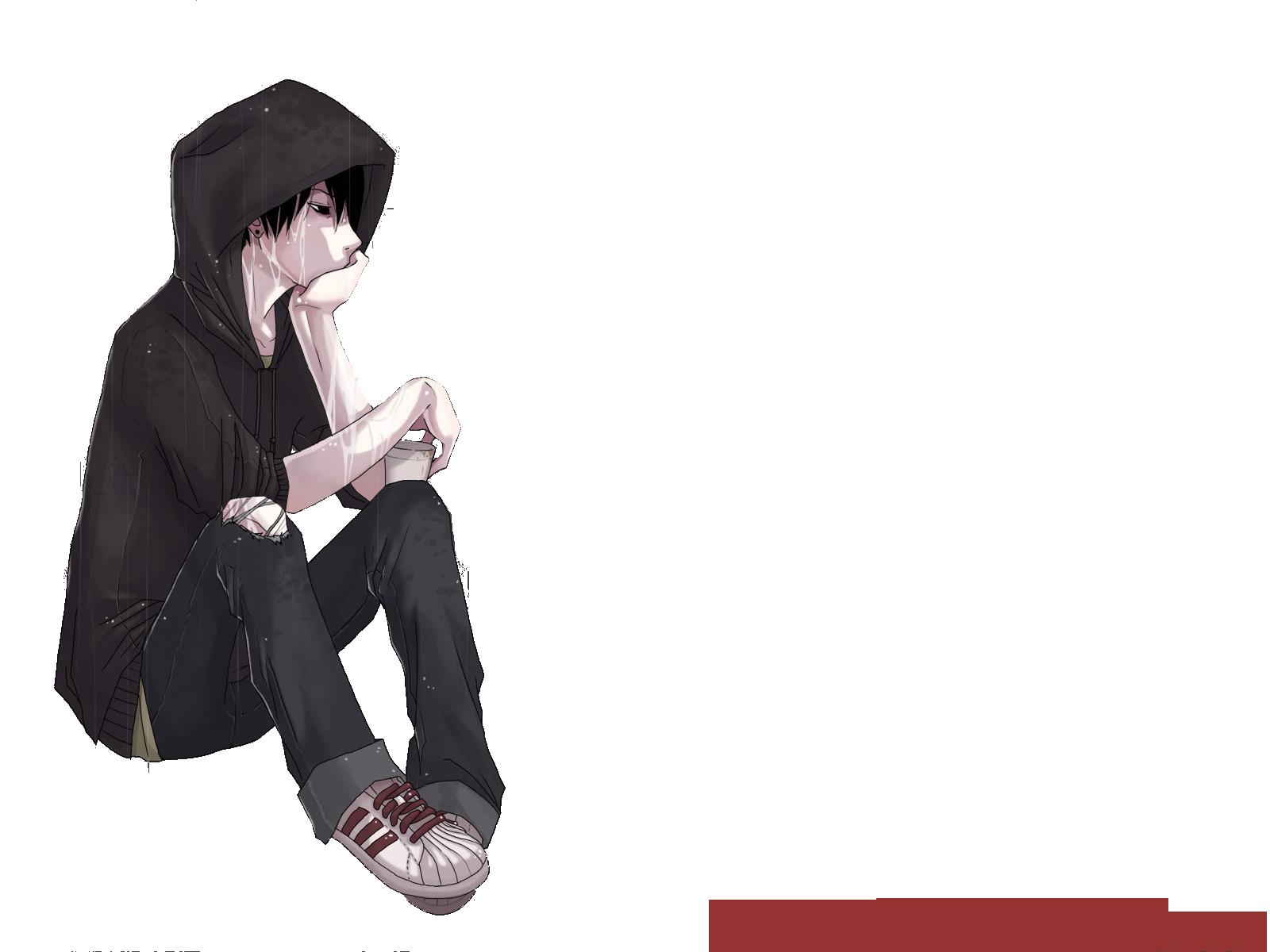 Sad Boy Render By Ruimei On DeviantArt