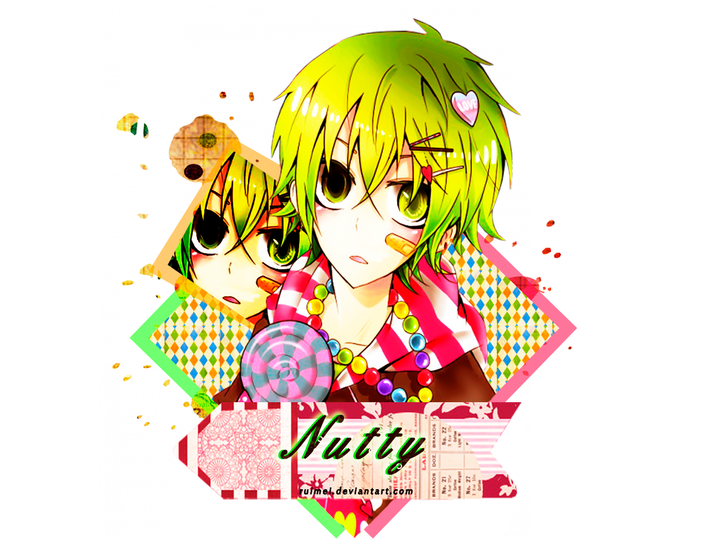 Nutty|Happy Tree Friends by Ruimei on DeviantArt