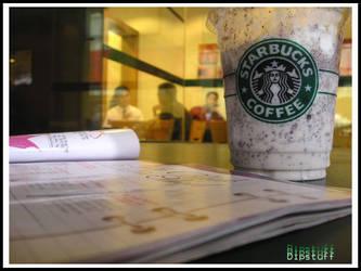 Starbucks Coffee by mizdip