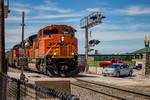 Hannibal Train Crossing