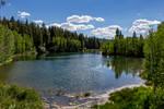 A Sunny Day at McClellan Lake