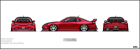 Silvia S15 by GermanRS