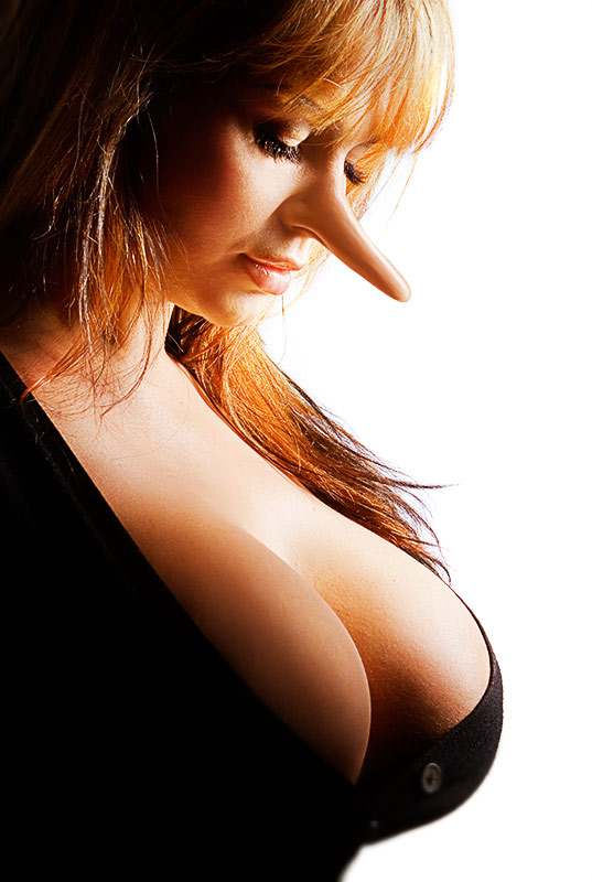Jewish with big nose nude women