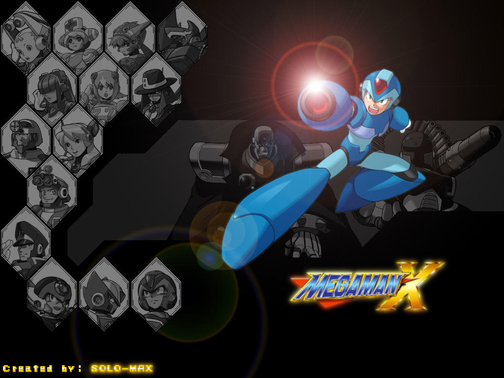 mega man zero collection wallpapers-#21
