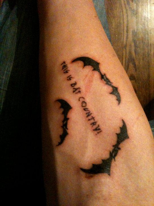 Fear And Loathing Tattoo By Pdubbs91 On DeviantArt