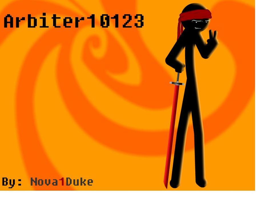 Arbiter10123's Profile Picture