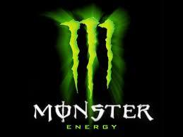 Monster Energy by Arbiter10123