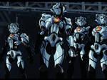Doctor Who anime - Cybermen