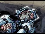 Doc Who anime - Dead Cybermen