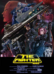 TIE Fighter poster
