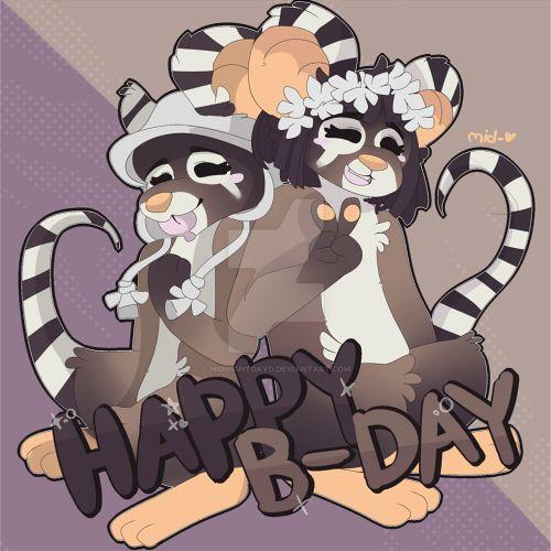 happy birthday! by midnightokyo