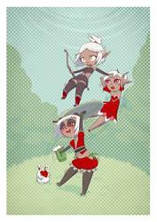 Teamwork by LiliLith