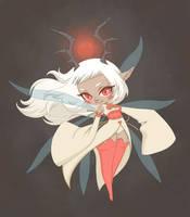 Chibi Eniripsa Goddess by LiliLith