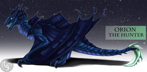 Day 152: Orion Reference by Jadenyte