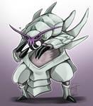 Pokemon Sun/Moon - Golisopod