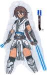 Jedi Knight Rhea Skywalker