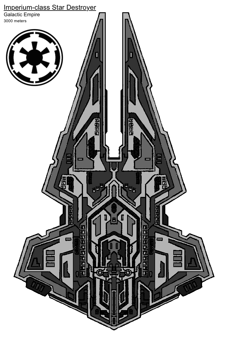 Imperium Class Star Destroyer By Projectwarsword On Deviantart