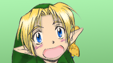Young Link OoT manga by KaoriNeco on DeviantArt