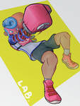 Spring Man from ARMS