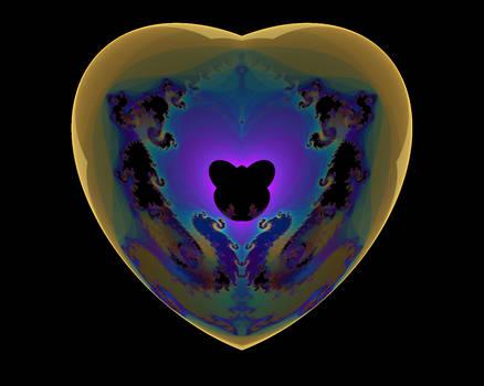 011616 0926   Fractal Salamanders Heart